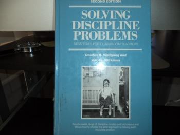 SOLVING DISCIPLINE PROBLEMS