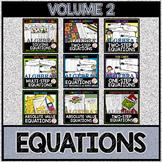 SOLVING EQUATIONS Volume 2