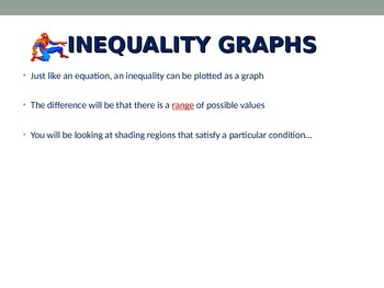 SOLVING INEQUALITY GRAPHS