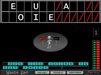 SOME CHEMICAL ELEMENTS - A Watzit Say? Game  (Full Version)