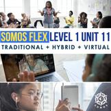 SOMOS 1 Unit 11 Distance Learning Resource Pack - LOS DEPORTES