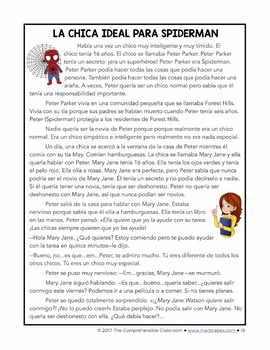 SOMOS 2 Unit 10: El chico ideal - ER/IR Imperfect verbs