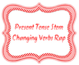 SONG (RAP) - Stem Changing Verbs Present Tense Spanish