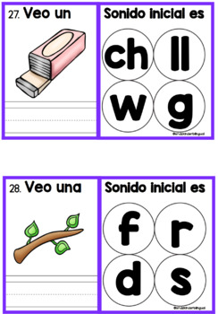 SONIDO INICIAL READ & COVER KINDERGARTEN