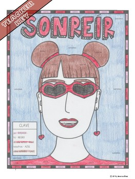 Spanish Verb Conjugation Worksheet | SONREIR
