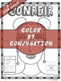 Spanish Verb Conjugation Worksheet   SONREIR