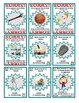 SPEECH THERAPY SORRY GAME CARDS for /S/ BLENDS PRACTICE