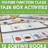 FEATURE FUNCTION & CLASS SORTING FOR AUTISM & SPECIAL ED