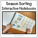 SORTING SEASONS & ANIMALS INTERACTIVE TAB BOOKS