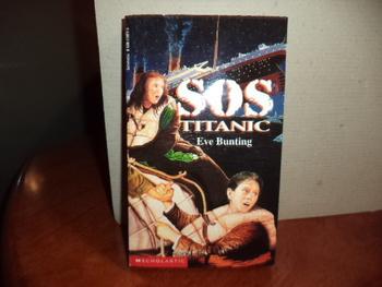SOS Titanic  ISBN 0-590-13921-5