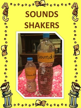 SOUND BOTTLE SHAKERS