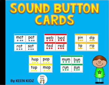 SOUND BUTTON CARDS