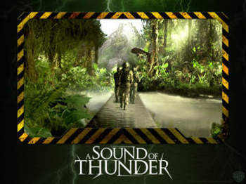 SOUND OF THUNDER TEST AND KEY