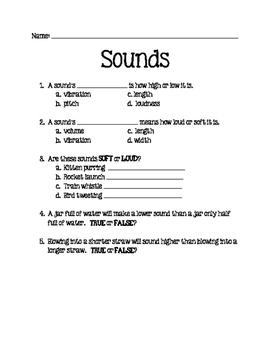 SOUND Quiz