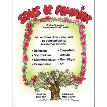 SOUS LE POMMIER Gr. 2-6