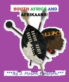 SOUTH AFRICA AND AFRIKAANS! (COMMON CORE, FUN, ON SALE)