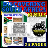 SOUTH AFRICA: Discovering South Africa Bundle