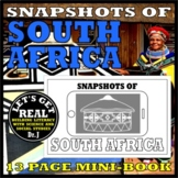 SOUTH AFRICA: Snapshots of South Africa