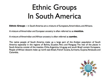 South America - A World Region PowerPoint