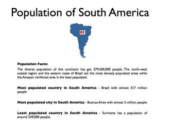 South America - A World Region PowerPoint