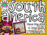 SOUTH AMERICA Continent Study: Paper Bag Book & Close Read Passages