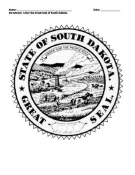SOUTH DAKOTA FACTS UNIT (GRADES 3 - 5)