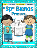SP Blend Practice Printables Pack