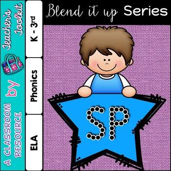 SP Blend {UK Teaching Resource}