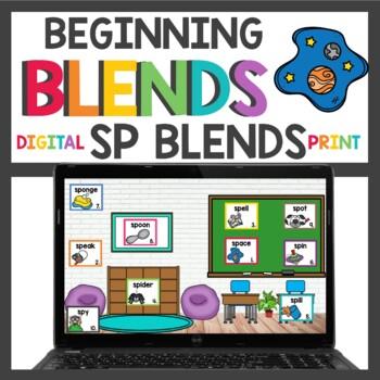 SP Blends Work Working Activities
