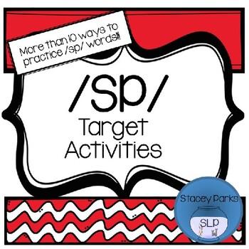 S-Blends - Sp Activity Pack