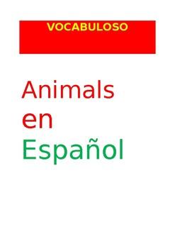 SP VOCABULOSO Animals