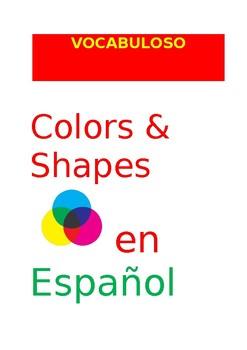 SP VOCABULOSO Colors n Shapes