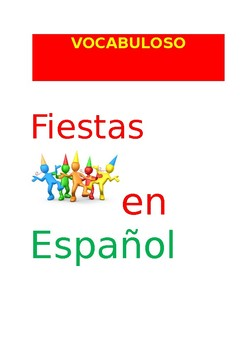 SP VOCABULOSO Fiestas