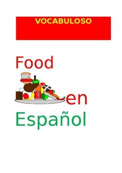 SP VOCABULOSO Food