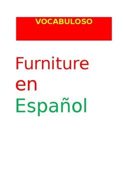 SP VOCABULOSO Furniture