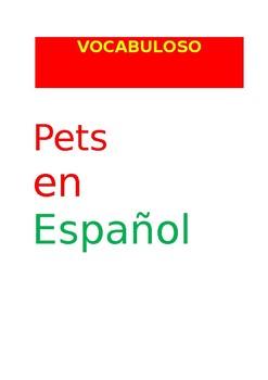 SP VOCABULOSO Pets