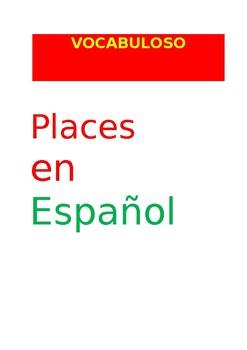 SP VOCABULOSO Places
