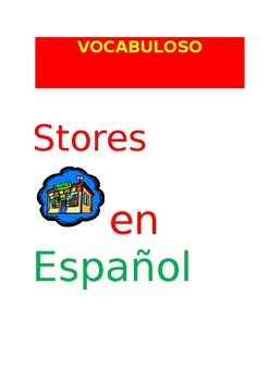 SP VOCABULOSO Stores