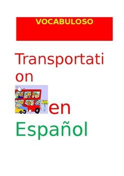 SP VOCABULOSO Transportation