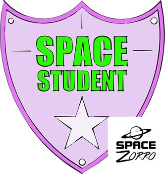 SPACE BADGES images