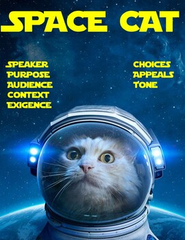 SPACE CAT: New Rhetorical Analysis Acronym for AP Language