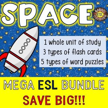 SPACE (ESL) BUNDLE