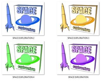 SPACE EXPLORATION images