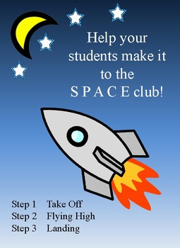 Learning How To SPACE Between Words! SPACE journal BUNDLE