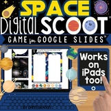 SPACE / MAY 4th GOOGLE SLIDES DIGITAL SCOOT