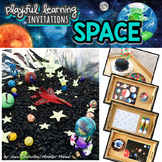 SPACE Playful Learning Invitations