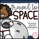 SPACE SOLAR SYSTEM UNIT FOR PRESCHOOL, PRE-K AND KINDERGARTEN