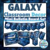 SPACE Theme Classroom Decor-BLUE