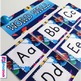 SPACE Themed Classroom Decor Materials Pack