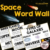 SPACE WORD WALL - From the TC Collection